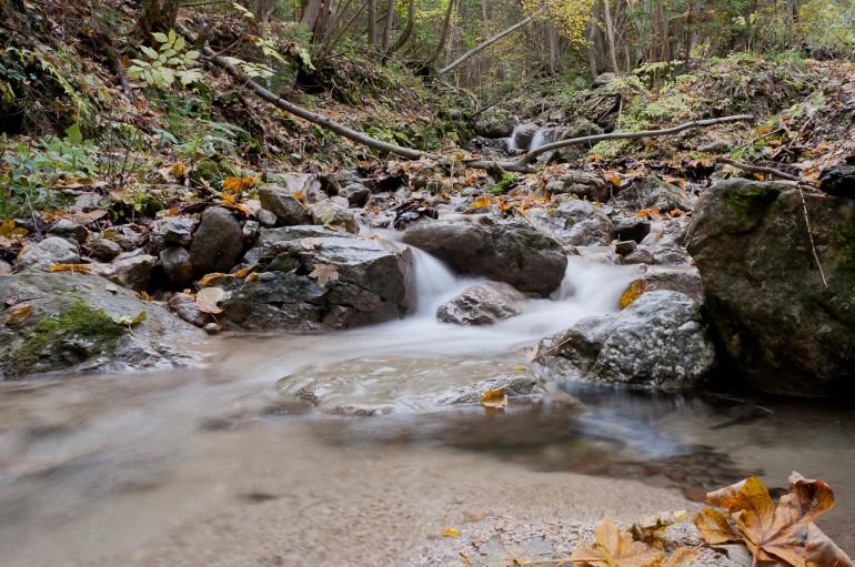 Stream near Iverčko