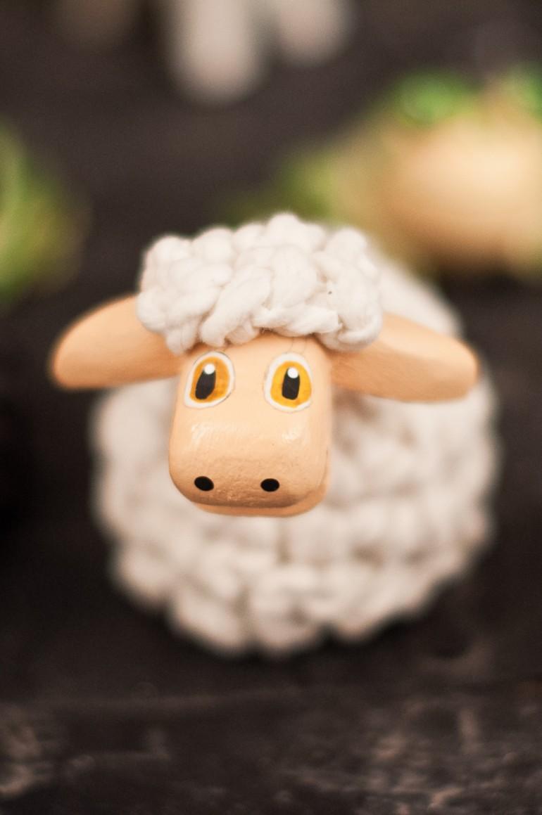 Souvenir sheep