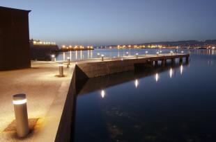 Pier lights