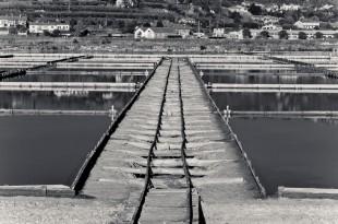 Saltpan rails