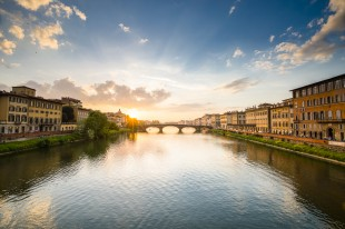 River Arno in Florence (explored)