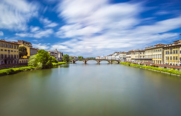 Arno Florence mid day long exposure (explored)