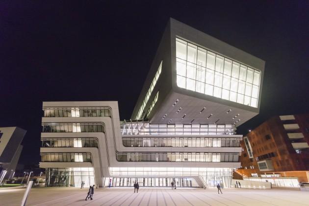 Vienna University of Economics and Business (explored)